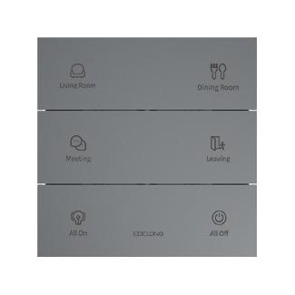 EBELONG M1 Wireless kinetic energy switch