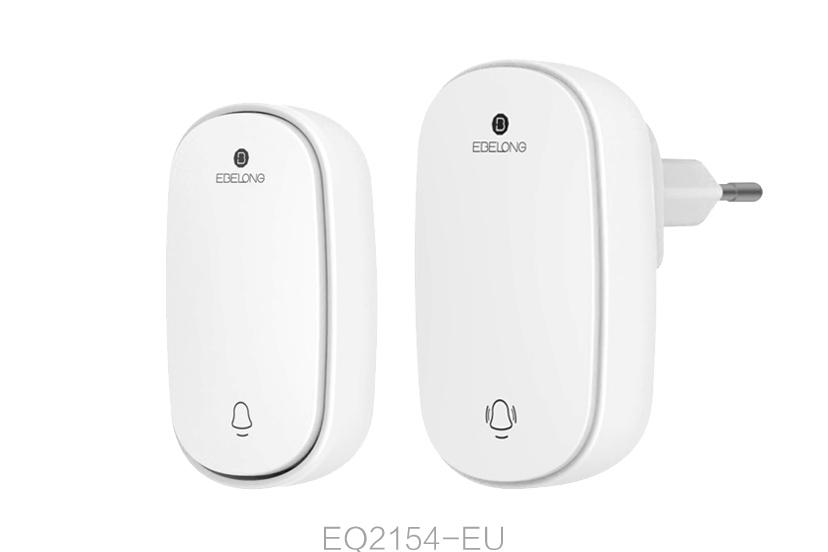 Self-powered doorbell