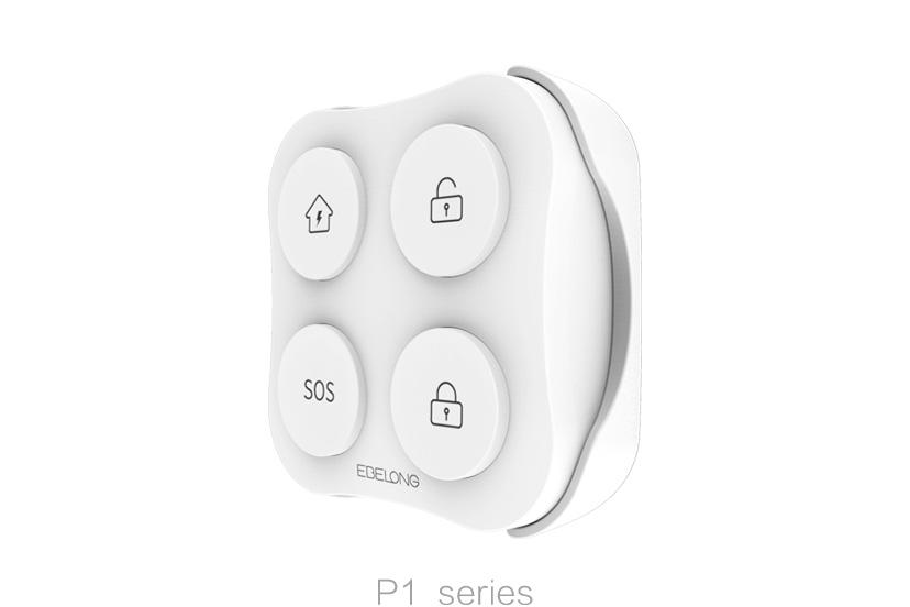 Pocket fob kinetic switch