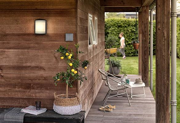 Garden lighting solutions