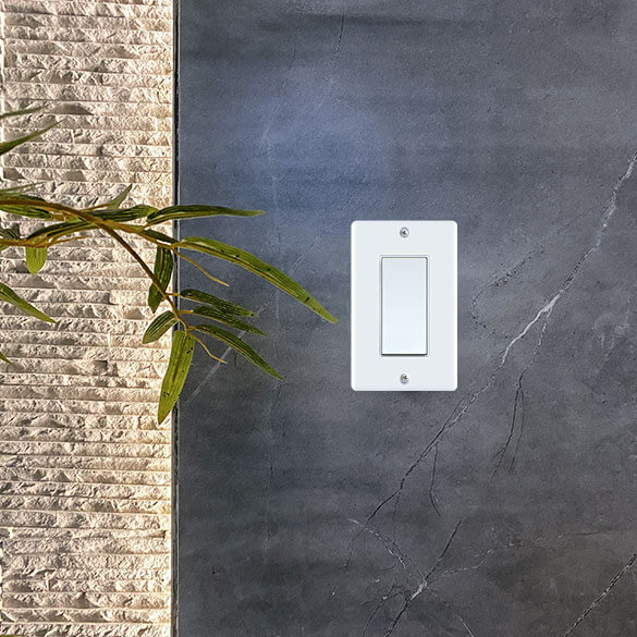 U2 US standard wireless kinetic light switches