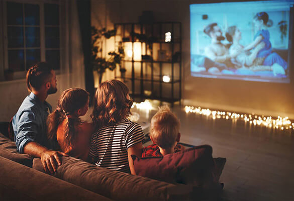 EBELONG automate-your-home 18:30 home theater