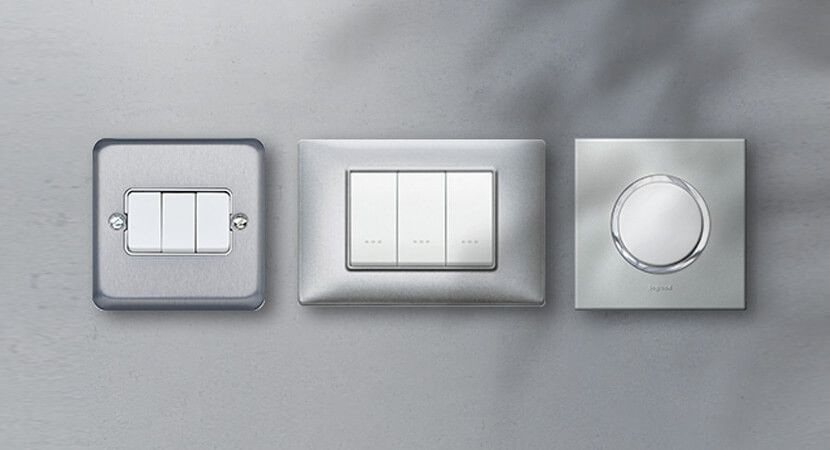 The battery-free wireless kinetic switch conforms to local usage