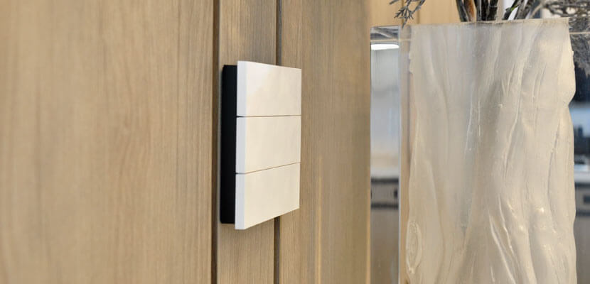 M1 Multi-button scenario self-powered switch