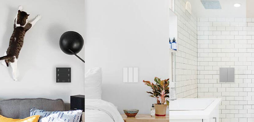 Features and advantages of self-powered wireless smart switches